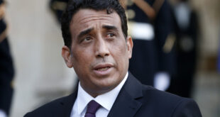 المنفي يعقد مؤتمراً دولياً حول ليبيا الشهر المقبل