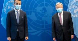 دي مايو: الوضع على الأرض في ليبيا ليس ممتازا