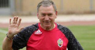 """""""كليمنتي"""" يعلن عن قائمة المنتخب الليبي لمعسكره الاستعدادي لاستكمال التصفيات الإفريقية لقطر 2022"""