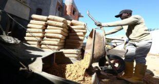 ليبيا: ثلث قيمة مشروعات الإعمار لمصر