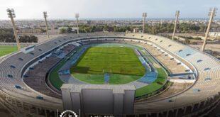 وزارة الرياضة تعلن عن مباشرة التطوير لملعب طرابلس الدولي