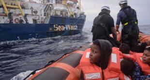 أنقذت أكثر من 400 مهاجر.. السماح لسفينة إنقاذ ألمانية بالرسو في صقلية