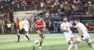 المنتخب الليبي يخسر بالثلاثة على ملعبه في التصفيات المؤهلة إلى قطر 2022