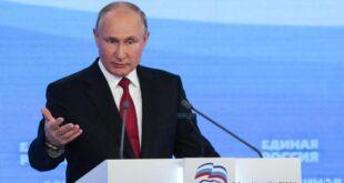 بوتين: شركة فاغنر لها مصالحها الخاصة ولا تعكس مصالح روسيا